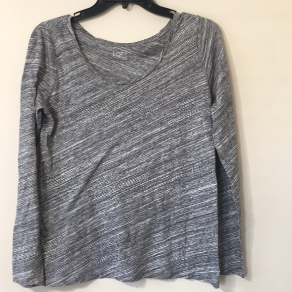 LOFT Tops - Long sleeve t shirt size small